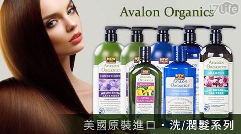只要350元起(含運)即可購得【美國Avalon Organics】原價最高1528元有機品牌洗/潤髮系列:(A)一般容量1瓶/(B)大容量家庭號1瓶/(C)一般容量x1瓶+大容量家庭號x1瓶/(D)..
