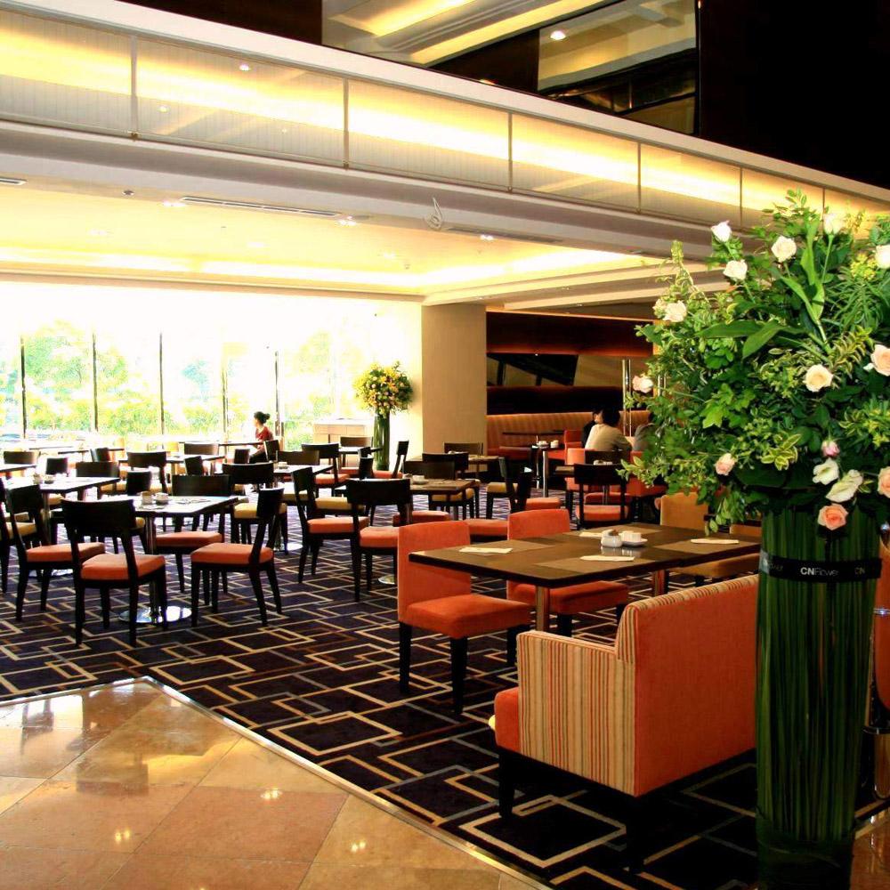 【電子票券】台北深坑假日飯店2人假日自助式吃到飽下午茶(餐券售價$470+餐廳現場加價$100即可享用)
