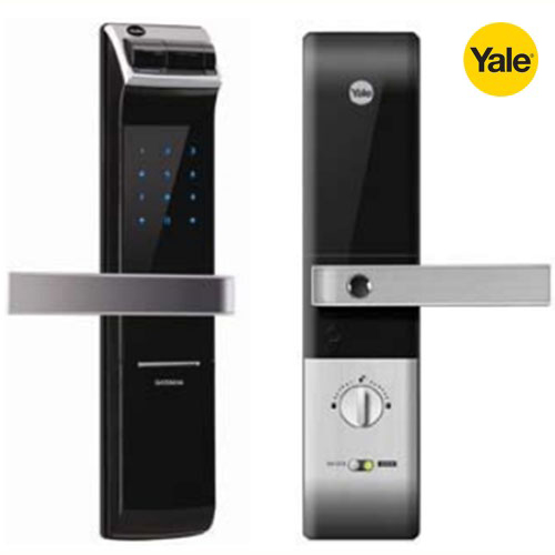 YALE YDM4109 指紋+密碼+鑰匙 全省安裝服務 0800-279-007