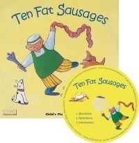 Ten Fat Sausages (附CD)胖胖香腸動一動(附CD)(外文書)
