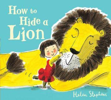 How to Hide a Lion 如何把一隻獅子藏起來(繪本)(外文書)