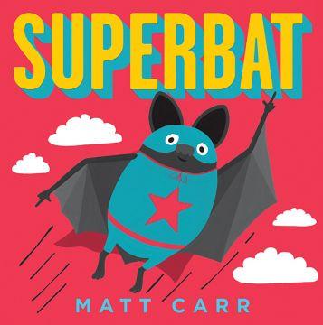 Superbat超級蝙蝠(外文書)