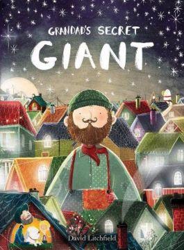 Grandads Secret Giant 爺爺的神祕巨人(外文書)(精裝)