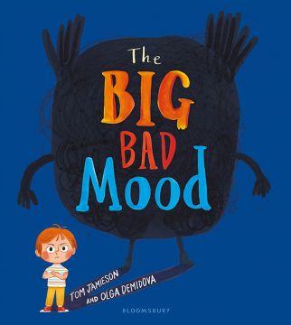 The Big Bad Mood 壞心情怪物(外文書)