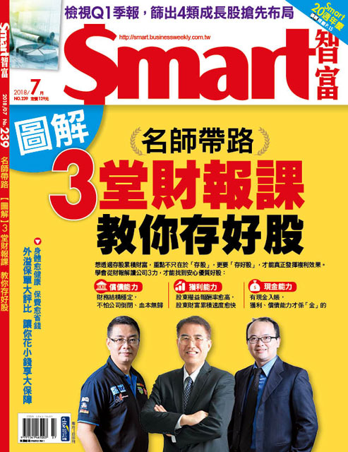 SMART智富理財-月刊 第239期