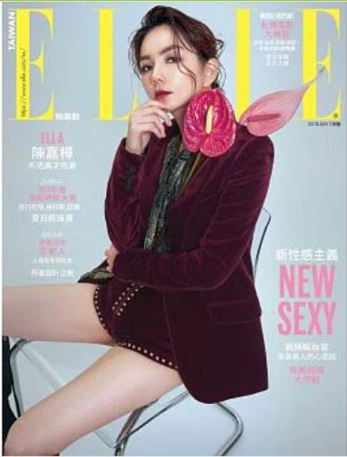 ELLE TAIWAN 她雜誌 第322期 超值版