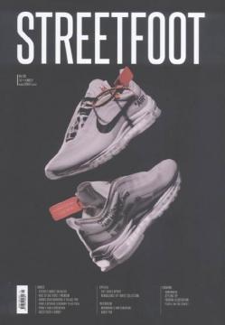 STREET FOOT(KOREA) 1-2月號2018