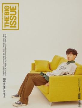 韓國進口雜誌(航空版) THE BIG ISSUE NO.170 封面 柳俊烈 Ryu, Jun-Yeo
