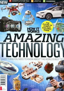 HOW IT WORKS BOOK OF Amazing TECHNOLOGY 第10版