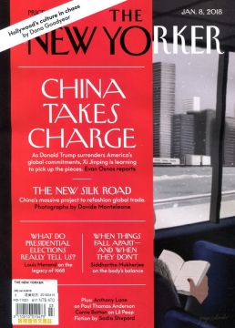 THE NEW YORKER 1月8日 2018