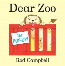 The Pop-Up Dear Zoo 可愛動物園立體操作書(外文書)