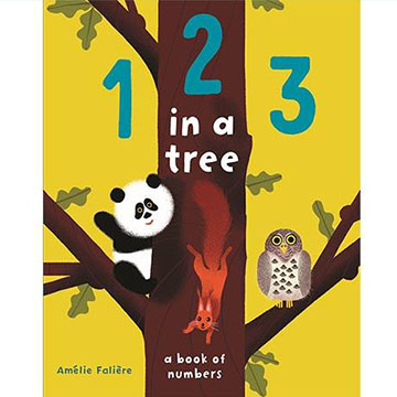 123 In A Tree A Book Of Numbers 樹上數123 精裝硬頁書(外文書)