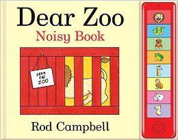 Dear Zoo Noisy Book 可愛動物園翻翻有聲書(外文書)