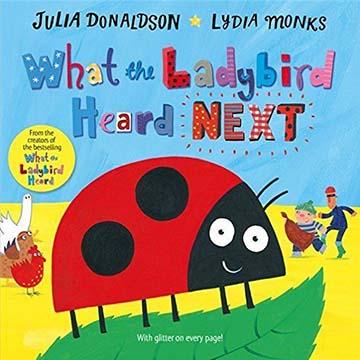 What The Ladybird Heard Next 小瓢蟲聽到了什麼?續集 精裝故事書(外文書)