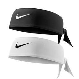 總統網球(自取可刷國旅卡)NIKE Dri-Fit HEAD TIE AC4362 快速排汗 涼感 綁式 頭巾 頭帶