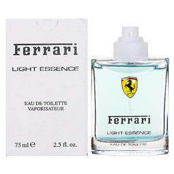 【Orz美妝】Ferrari Light essence 法拉利 氫元素 中性淡香水 TESTER 75ML