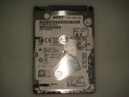 HGST~2.5吋~硬碟~500GB(SATA)~型號HTS545050A7E680   <66>
