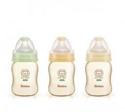 【可愛寶貝】Simba 小獅王辛巴 PPSU寬口葫蘆小奶瓶200ml S6186