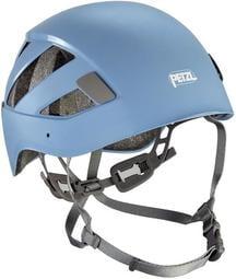 Petzl 岩盔/攀岩/溯溪頭盔 安全頭盔 BOREO A042 牛仔藍
