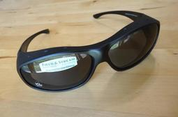 Field & Stream外覆式偏光太陽眼鏡-XL (與Solar Shield 同款)(買就送美活家銀纖維襪1雙)