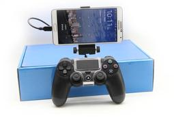 露天最低!《DOBE PS4 藍牙手把 ANDROID 安卓 手機 遊戲用 伸縮夾式 支架》適合已有PS4把手的玩家!