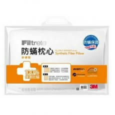 【3M】Filtrete防螨枕心-舒適型