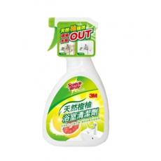 【3M】天然橙柚浴室清潔劑(500mL)