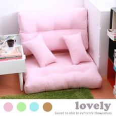 806014-001 Lovely 草莓蛋糕沙發床(咖啡色)