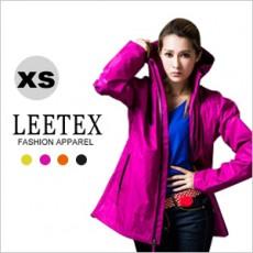 【LEETEX】單層亮色防風防水機能外套(型號:13W06) XS