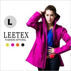 【LEETEX】單層亮色防風防水機能外套(型號:13W06)L