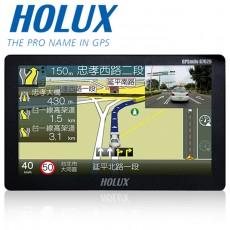 【HOLUX 長天】 GPSmile 6762D 7吋導航+行車紀錄+測速器 多合一行車記錄器
