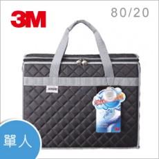 【3M】新絲舒眠 可水洗羽絨被 舒暖被-80/20 (單人5'X7')