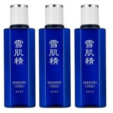 KOSE 高絲雪肌精化妝水140mL(3入組)