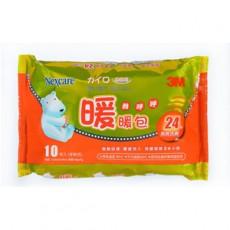 【3M】Nexcare暖暖包24小時(10入裝)