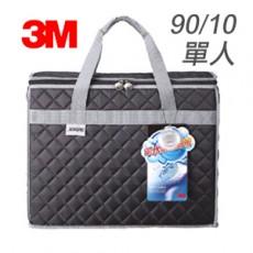 【3M】新絲舒眠 可水洗羽絨被 超暖被-90/10 (單人5'X7')