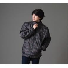 【LEETEX】61052 咖格內刷毛柔軟保暖秋冬外套(黑色內裡/灰色內裡)