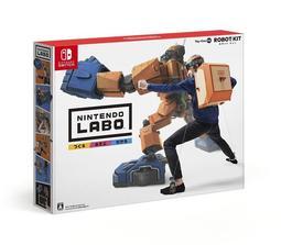 【三重阿翔】現貨 任天堂 實驗室 Nintendo Labo Toy-Con02  機器人 ROBOT KIT