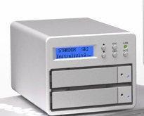 STARDOM 舊版 USB+1394B 銳銨陣列盒