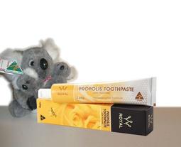【澳洲Natures Care】兩條宅配免運~Royal 皇家蜂膠牙膏120g超新鮮現貨多買再優惠