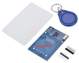 <微控制器科技> NXP (Philip) RC522 13.56MHz RFID 模組 Arduino 範例