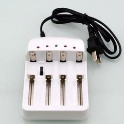 南孚4槽超級萬能自停充電器 鎳氫 鎳鋅 磷酸鋰鐵 鋰離子等充電電池充電器 18650 26650 3號 4號