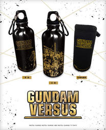 PS4 機動戰士 鋼彈對決 VS 黑色運動水壺 冷水瓶 (無遊戲)