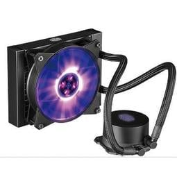 【太極數位】騰Cooler Master酷馬MasterLiquid ML120LRGB水冷散熱器 內附簡易控制器 風扇