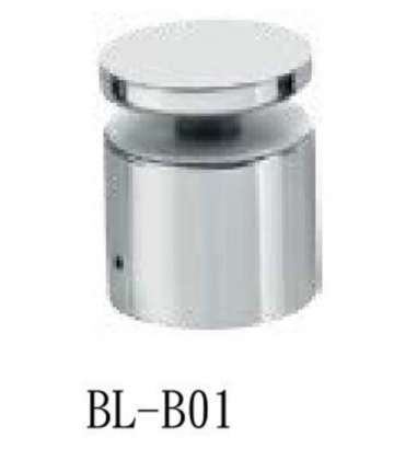 BL-B01 304材質 實心廣告釘 (∮40mm X H25mm) 玻璃夾 玻璃五金 毛絲