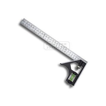 300mm組合角尺/不鏽鋼角尺/L型角尺/多功能角尺/測量工具