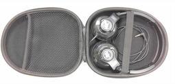 實裝圖 `收納盒 # 耳罩式耳機 頭戴式耳機 收納包 耳機收納包 耳機收納盒 可用於 鐵三角 ATH-S500