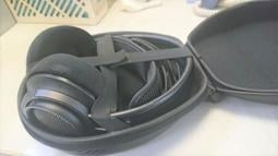 [ 實裝圖 ] 耳罩式耳機 頭戴式耳機 收納包 耳機收納包 耳機收納盒 可用於 Philips Fidelio X2HR