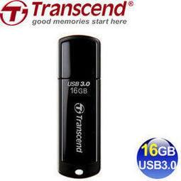 創見 JetFlash 700 16G 黑 USB3.0 隨身碟(TS16GJF700)時價品,請先詢問貨況