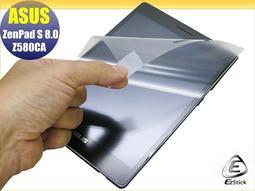 【Ezstick】ASUS ZenPad S 8.0 Z580 CA  靜電式平板LCD液晶螢幕貼 (可選鏡面或霧面)
