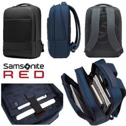 Samsonite RED MIDNITE-ICT MacBook 筆電後背包 新秀麗 電腦包 喵之隅